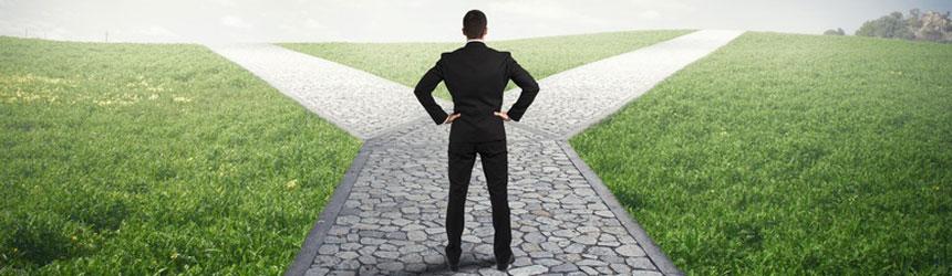 Berufliche Neuorientierung mit Leitfaden zur Vorgehensweise