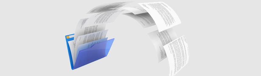Muster und Vorlagen zum Deckblatt