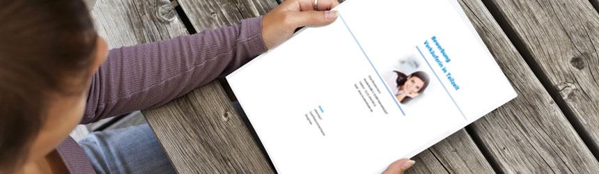 Anschreiben Für Das Praktikum Muster Und Vorlagen