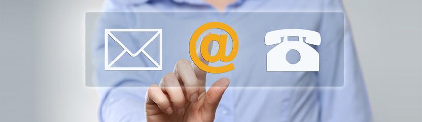 E-Mail-Bewerbung versenden
