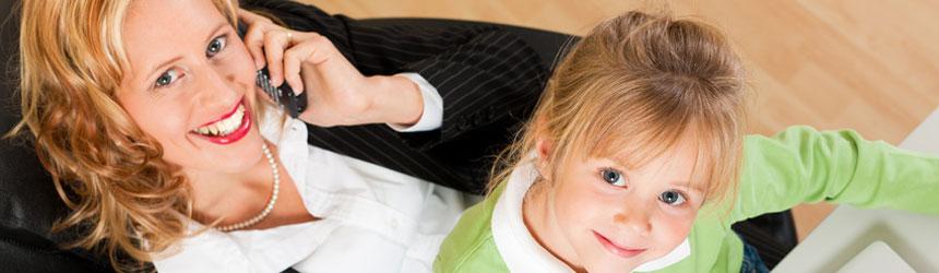 Werden Familienstand und Kinder im Lebenslauf angegeben?