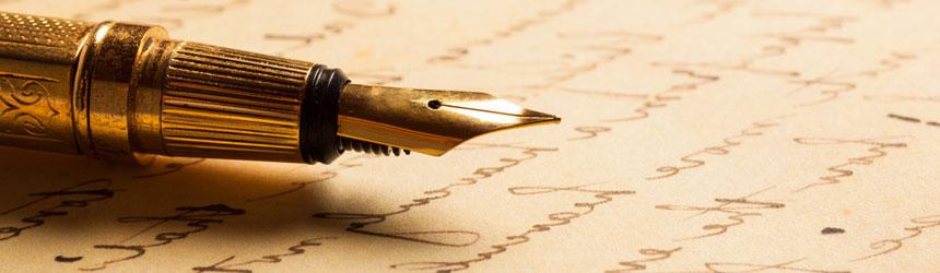 Die handschriftliche Bewerbung