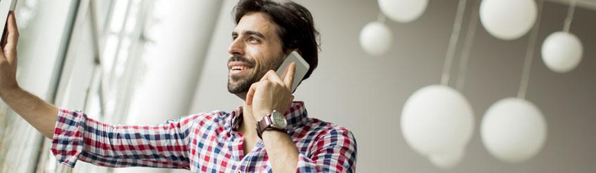 Telefonbewerbung als Vorstufe zur Initiativbewerbung